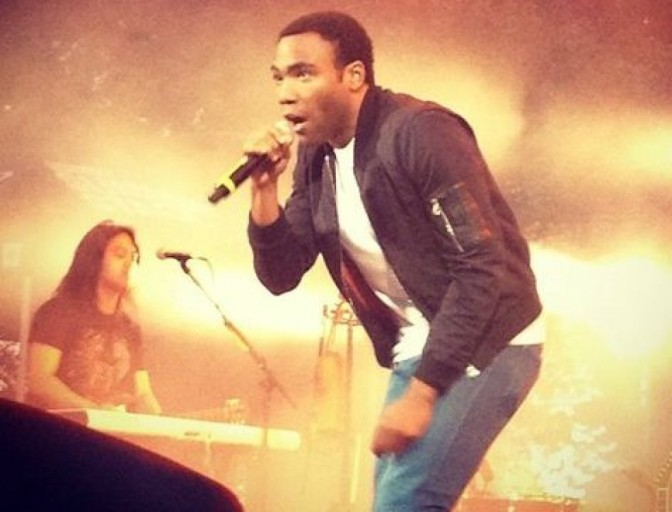 Childish Gambino – One Up