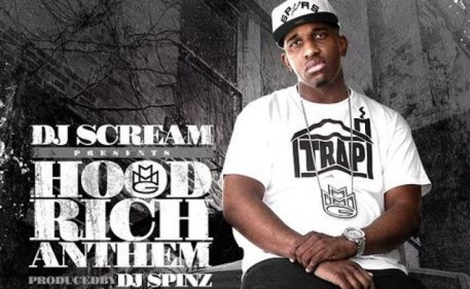 DJ Scream Ft. 2 Chainz, Future, Waka Flocka, Yo Gotti & Gucci Mane – Hood Rich Anthem