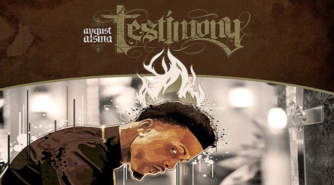 August Alsina Ft. Rick Ross – Benediction